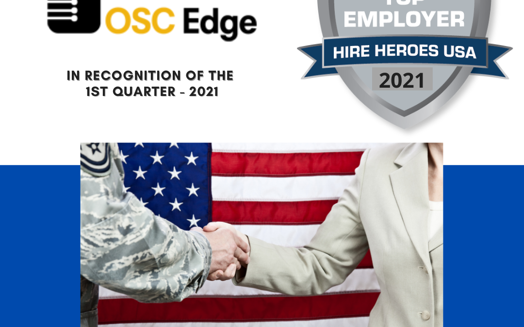Hire Heroes USA Recognizes Top Employers of the First Quarter 2021